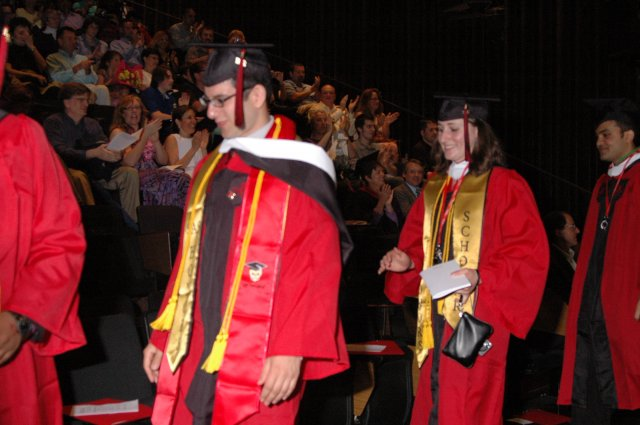 2011 MBB Graduation Ceremony